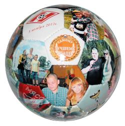 Мяч в подарок