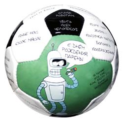 Мяч с дизайном клиента