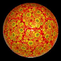 Сувенирный футбольный мяч