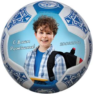 макет футбольного мяча 1