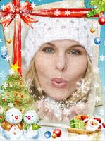 открытка 37 Новогодняя